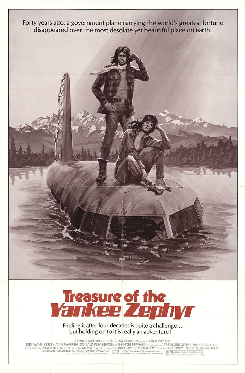 Treasure of the Yankee Zephyr (1981) - IMDb