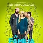 Eric Elmosnino, Karin Viard, François Damiens, and Louane Emera in La famille Bélier (2014)