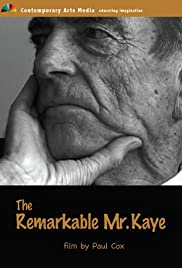 The Remarkable Mr. Kaye Poster