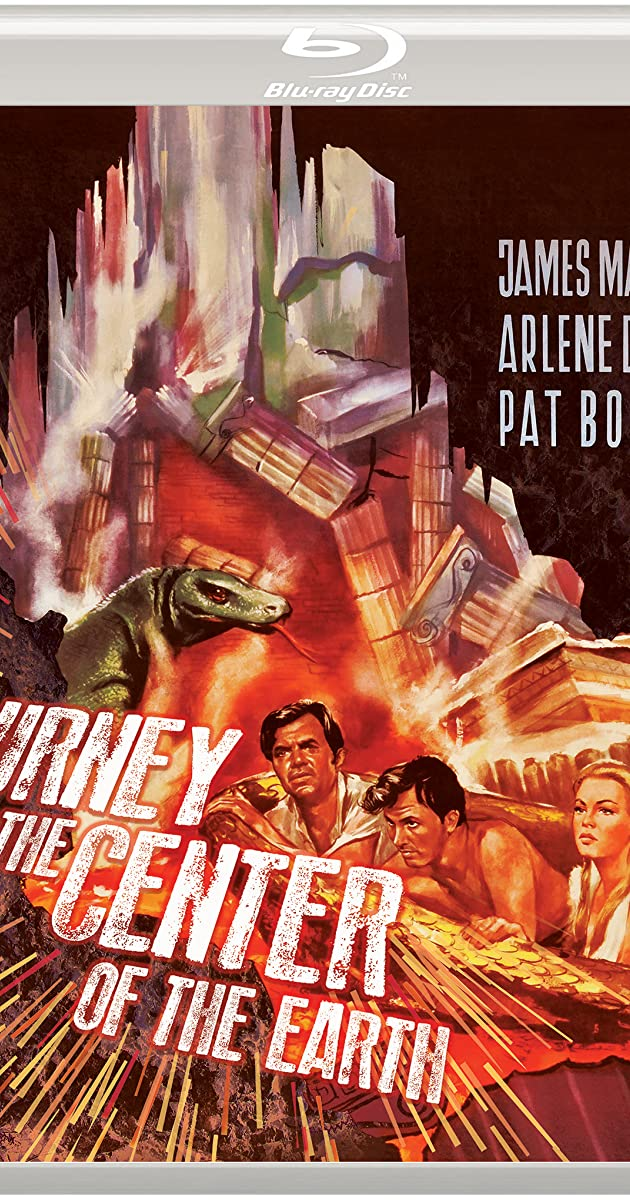 Watch Full HD Movie Journey to the Center of the Earth (1959)