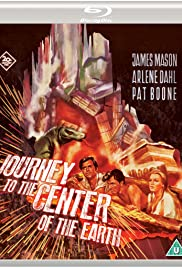 Journey to the Center of the Earth (1959) Poster - Movie Forum, Cast, Reviews