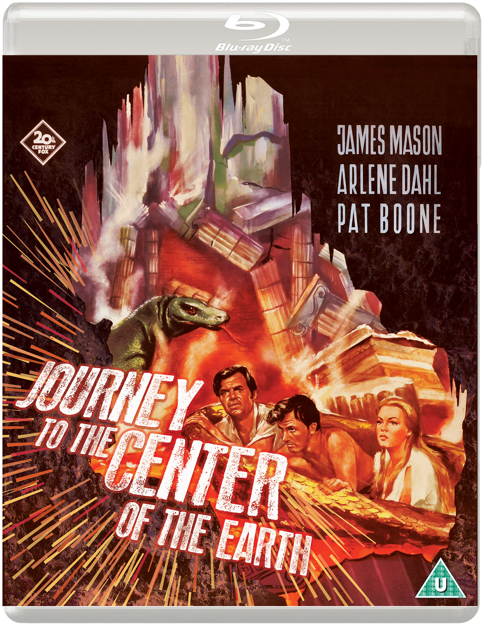 Journey to the Center of the Earth (1959) BluRay 720p & 1080p