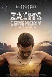 Zach's Ceremony Poster