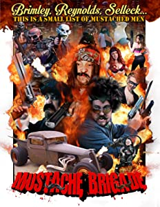 Downloadable mp4 movies psp Mustache Brigade by none [WEBRip]