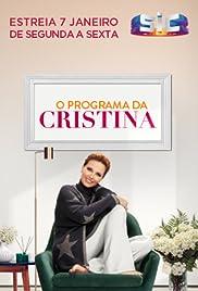 O Programa da Cristina Poster