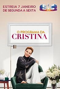Primary photo for O Programa da Cristina