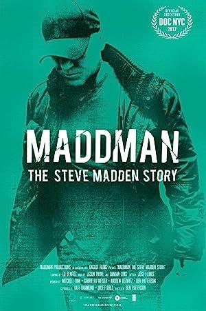 Where to stream Maddman: The Steve Madden Story