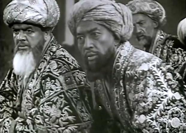 Stepan Kayukov in Nasreddin v Bukhare (1943)
