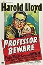 Professor Beware (1938) Poster