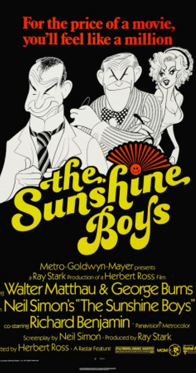 The Sunshine Boys 1975 The Sunshine Boys 1975 User