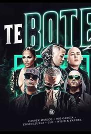 Casper Magico, Nio Garcia, Cosculluela, JLo, Wisin y Yandel: Te Bote 2 (Remix 2) Poster