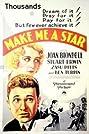 Make Me a Star (1932) Poster