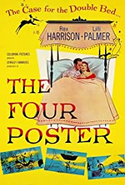 The Four Poster (1952) Poster - Movie Forum, Cast, Reviews
