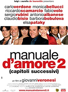 Movie ready download Manuale d'amore 2 (Capitoli successivi) Italy [720