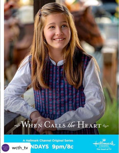 Jaeda Lily Miller in When Calls the Heart (2014)