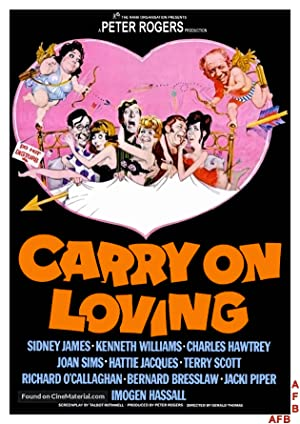 Where to stream Carry on Loving
