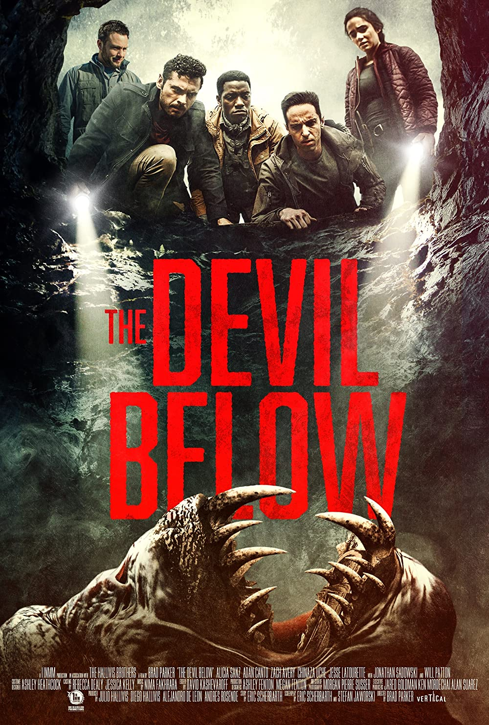 Download The Devil Below 2021 English 480p HDRip 280MB