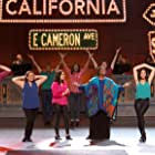 Donna Lynne Champlin, Michael Hyatt, Michael McMillian, Burl Moseley, David Hull, Rachel Bloom, Vincent Rodriguez III, Gabrielle Ruiz, and Clark Moore in Crazy Ex-Girlfriend (2015)