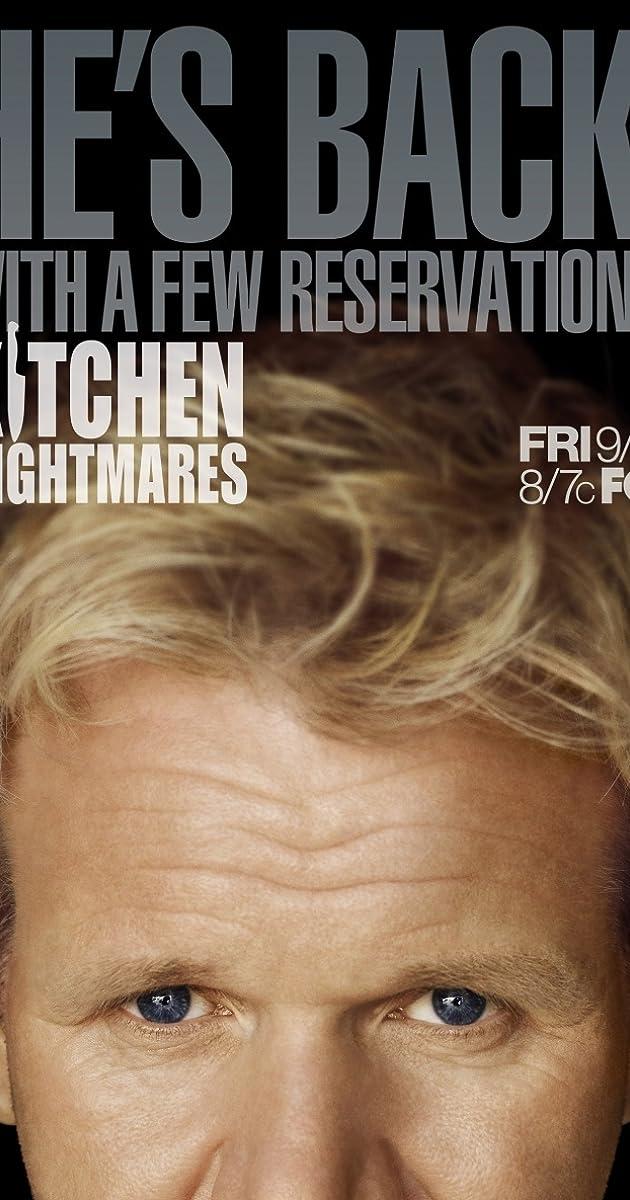 Kitchen Nightmares Tv Series 2007 2014 Cast Credits Imdb