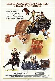 På rymmen med Pippi Långstrump Poster - Movie Forum, Cast, Reviews