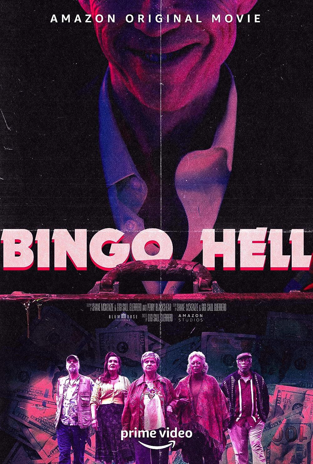 Bingo Hell (2021) Hindi (Voice Over) Dubbed+ English [Dual Audio] WebRip 720p [1XBET]