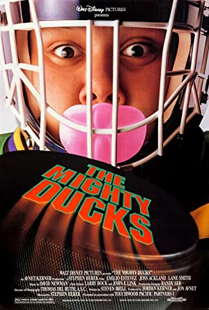 The Mighty Ducks Poster Image