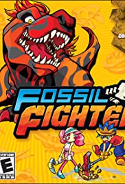 Fossil Fighters Poster