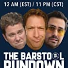 Dave Portnoy, Dan Katz, and Kevin Clancy in The Barstool Rundown: Live from Houston (2017)