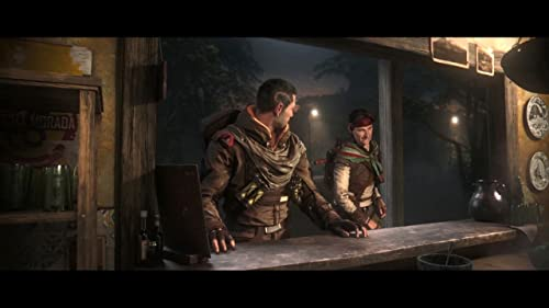 Tom Clancy's Rainbow Six: Siege: Operation Ember Rise Trailer: Amaru & Goyo (Xbox One)