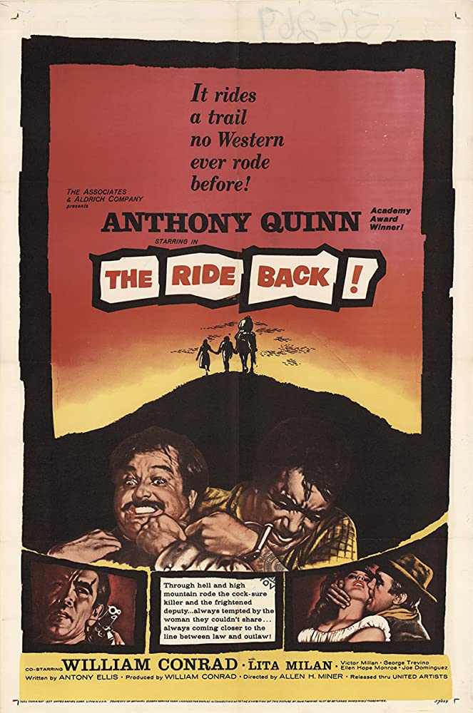 The Ride Back (1957)