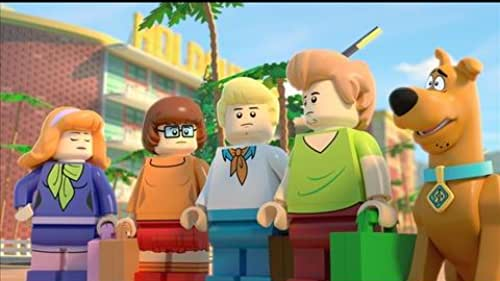 Trailer for LEGO Scooby-Doo! Blowout Beach Bash