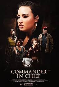 Richard Neil, Demi Lovato, Cheyenne Haynes, Auti Angel, and Alyson Van in Commander in Chief (2020)