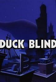 Duck Blind Poster