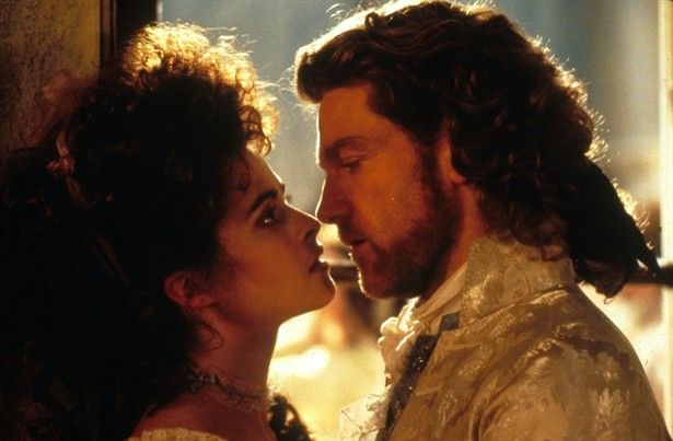 Kenneth Branagh and Helena Bonham Carter in Frankenstein (1994)