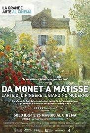 Painting the Modern Garden: Monet to Matisse Poster