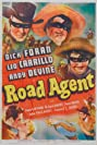 Road Agent (1941) Poster