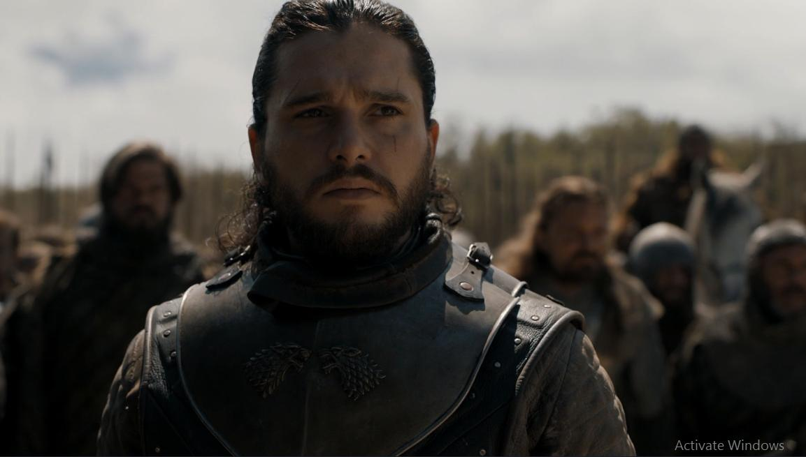 Kit Harington in Game of Thrones (2011)