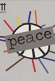 Depeche Mode: Peace Poster