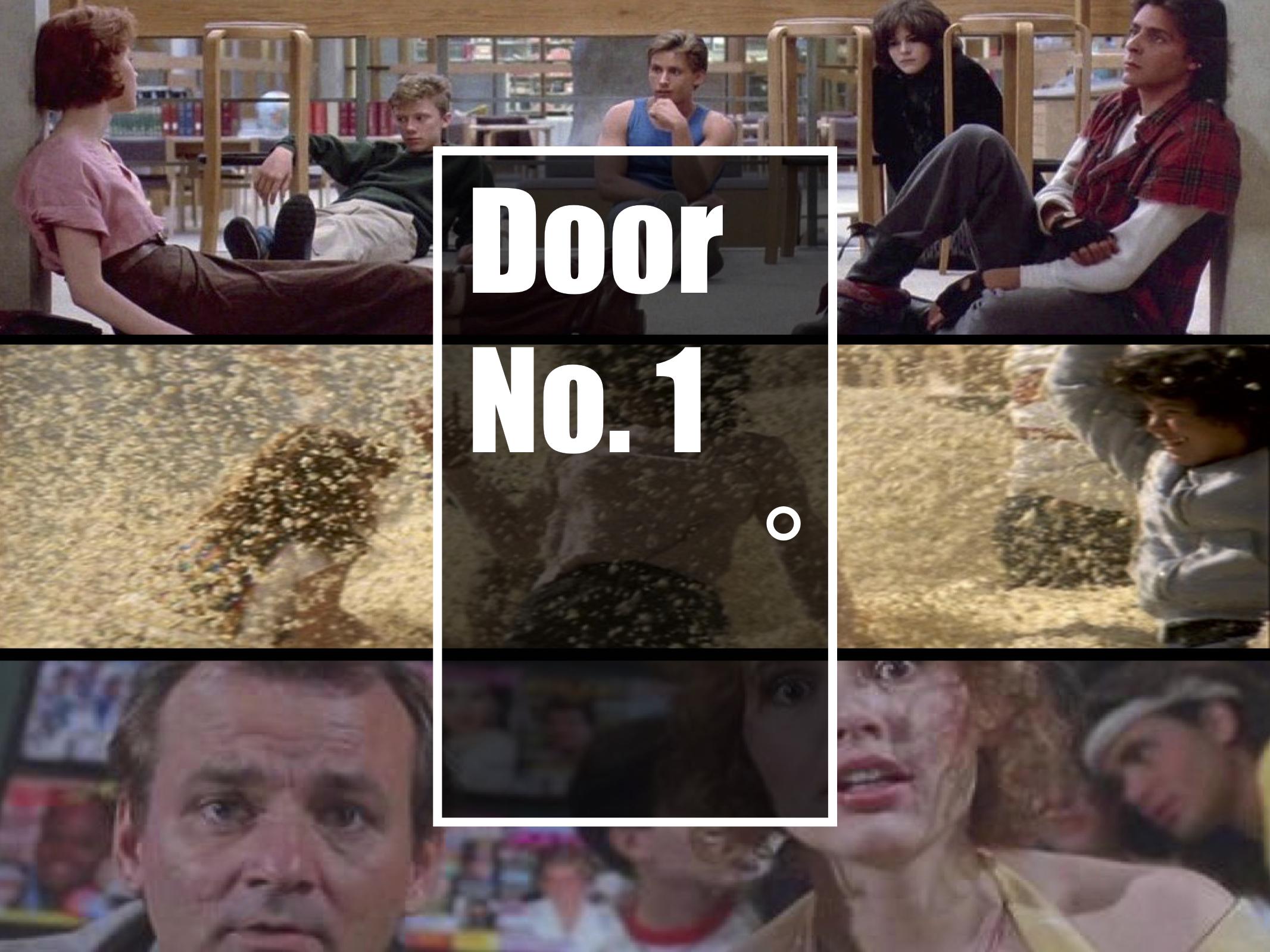 Door No. 1 (2018)