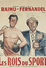 Les rois du sport Poster