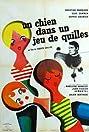 Un chien dans un jeu de quilles (1962) Poster