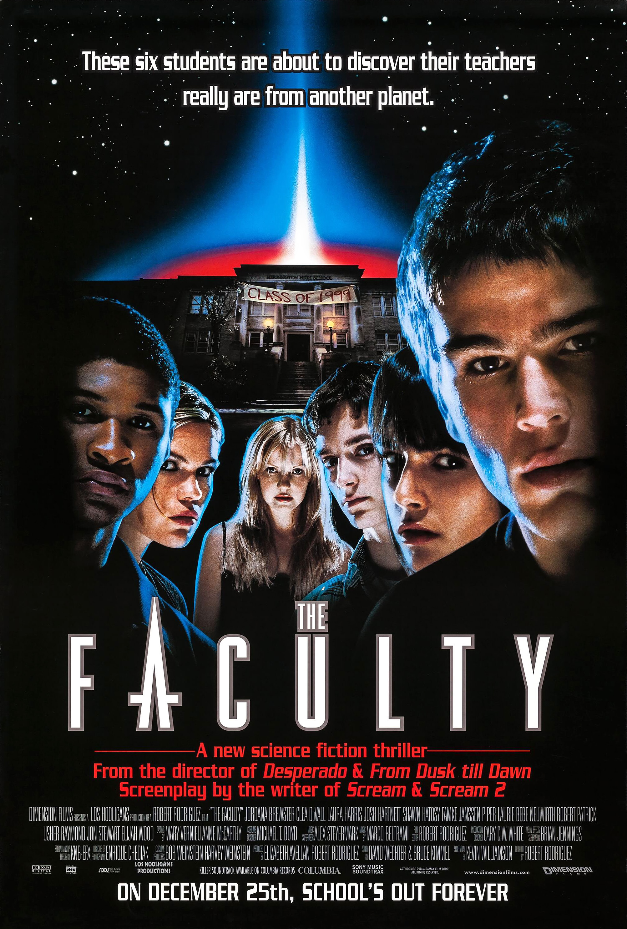 The Faculty 1998 Imdb