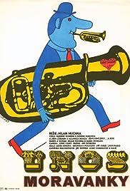 Únos moravanky Poster