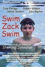 Swim Zack Swim Poster