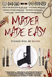 Murder Made Easy Poster