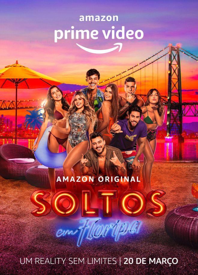 Soltos em Floripa 1ª Temporada Torrent (2020) Nacional WEB-DL 720p – Download
