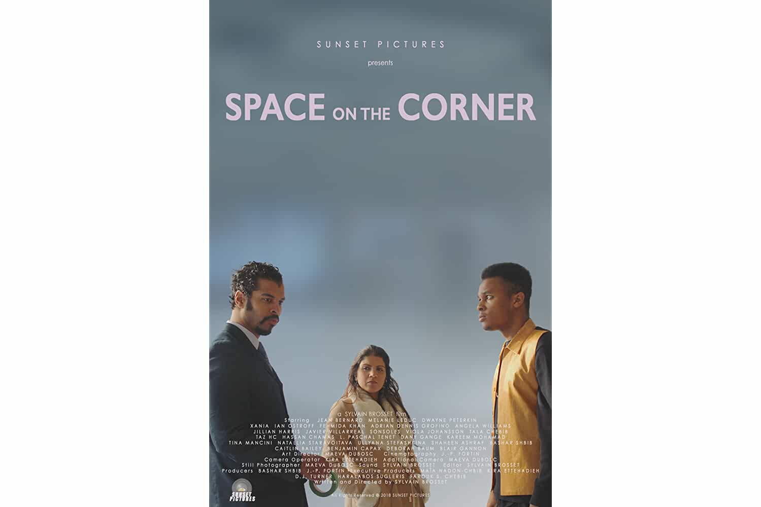 Space on the Corner (2018)