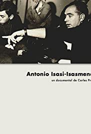 Antonio Isasi-Isasmendi Poster