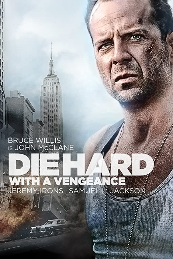 Die Hard: With a Vengeance (1995) Hindi Dubbed