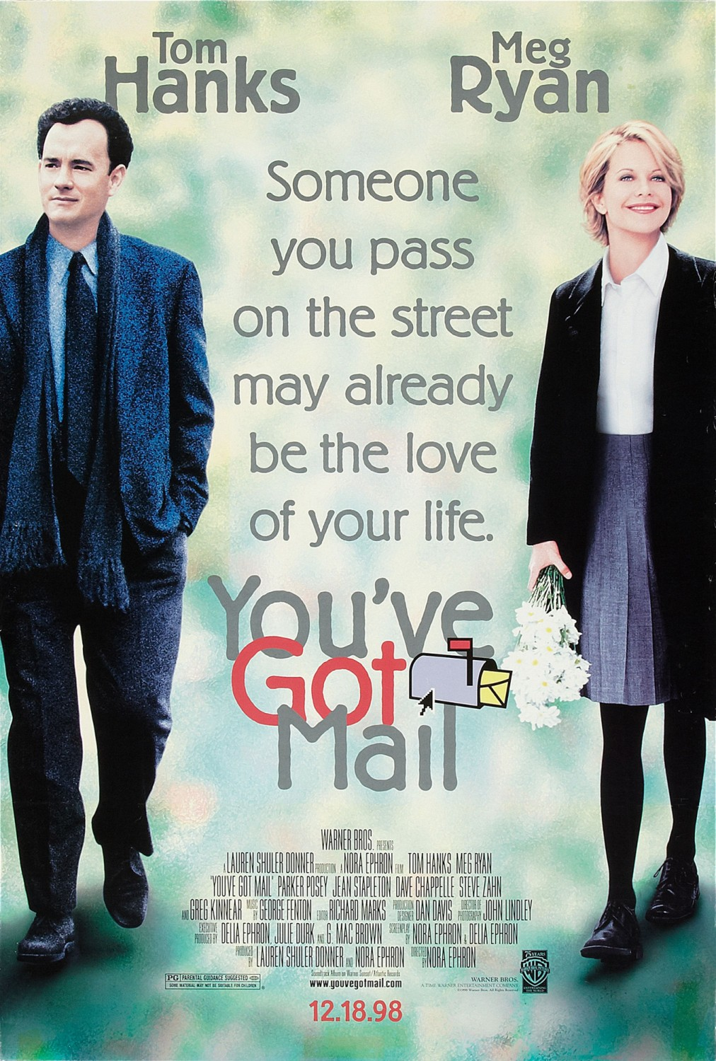 You've Got Mail (1998) BluRay 480p, 720p & 1080p